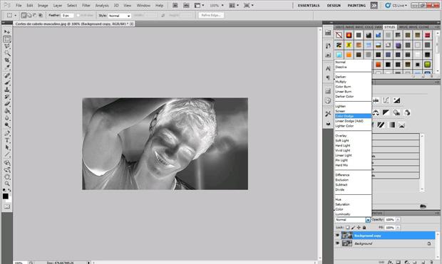Tutorial Photoshop (Foto: Reprodução/Isabela Catão)