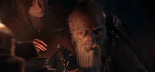 Cena de abertura de Diablo III (Foto: Divulgação)