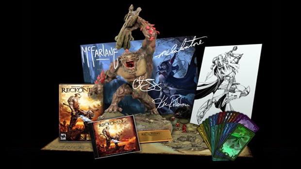 Electronic Arts revela edições de colecionador de Kingdoms of Amalur: Reckoning (Foto: Joystiq)