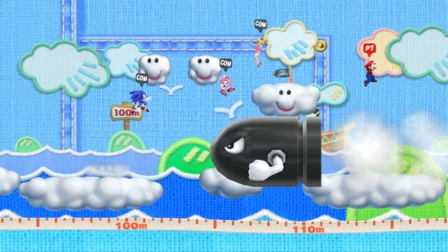 Melhores jogos para o Nintendo Wii em 2011 Mariosoniclondon