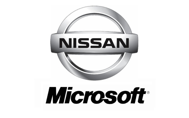 nissan-microsoft