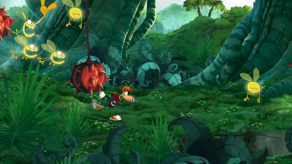 Melhores jogos para o Nintendo Wii em 2011 Rayman1