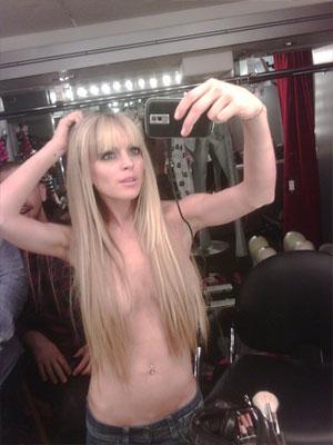 Lindsay Lohan (Foto: Twitter)