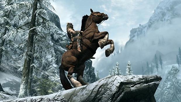 The Elder Scrolls V: Skyrim (Foto: Joystiq)