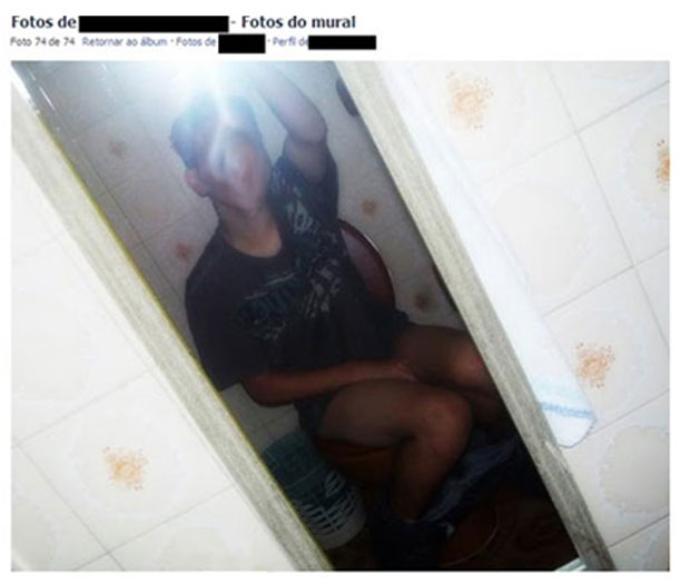 Facebook fail (Foto: Facebook)