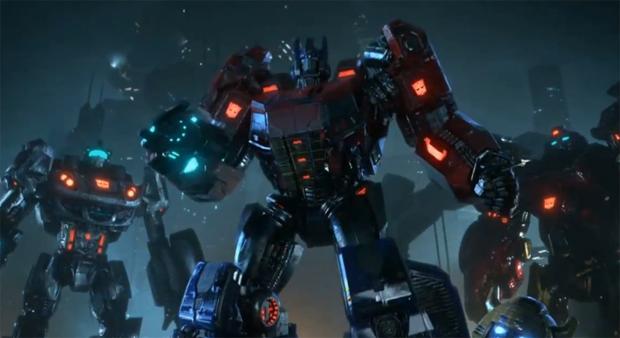 Transformers: Fall of Cybertron (Foto: Divulgação)