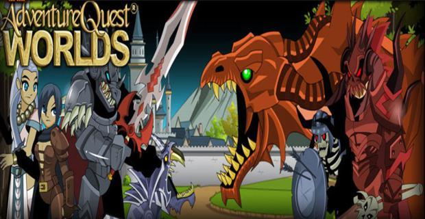 Adventure Quest Worlds (Foto: Reprodução)
