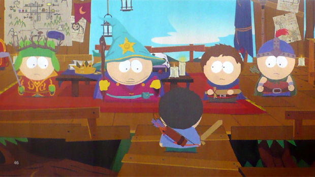 South Park: The Game (Foto: Game Informer)