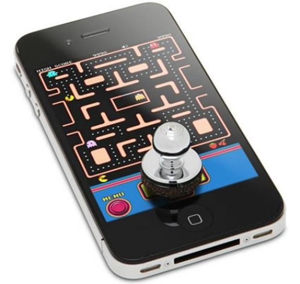 Joystick-IT para iPhone (Foto: Reprodução)