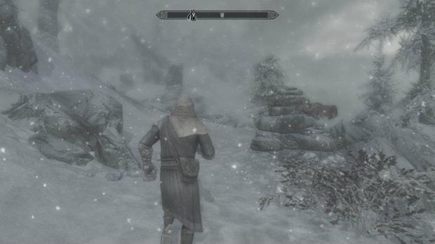 The Elder Scrolls V Skyrim (Foto Divulgação)