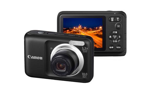 Canon A800 (Foto: Divulgação)