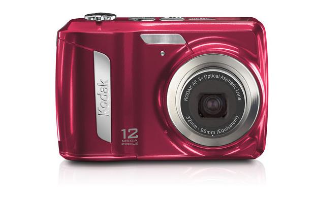 Kodak EasyShare C143 (Foto: Divulgação)