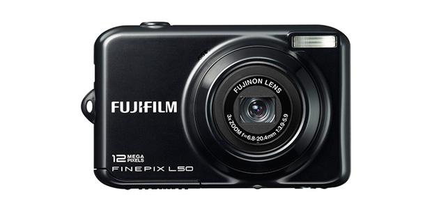 FujiFilm FinePix L50 (Foto: Divulgação)
