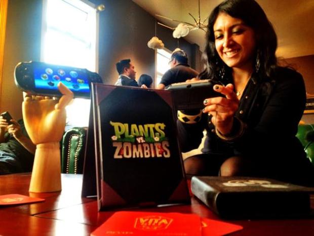 Plants vs. Zombies vai ser lançado também no PlayStation Vita Planta01010101-620
