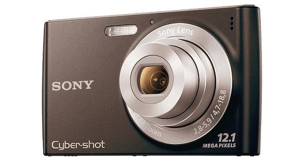 Sony CyberShot W510 (Foto: Divulgação)