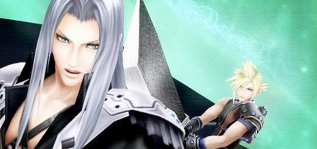Dissidia 012 duodecim Final Fantasy (Foto: Divulgação)