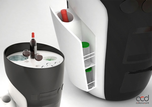 Cozinha do futuro (Foto: Divulgação)