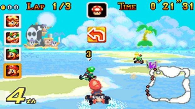 Mario Kart: Super Circuit (Foto: Divulgação)