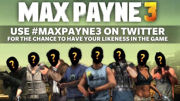 Concurso da Rockstar colocará oito jogadores em Max Payne 3 (Foto: Divulgação)