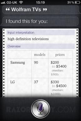Siri agora faz consultas na Best Buy (Foto: Reprodução)