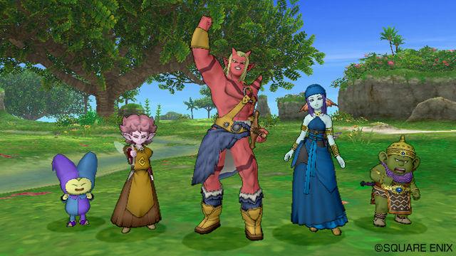 Dragon Quest X (Foto: Divulgação)