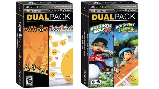 PSP ganha novos Dual Packs de Patapon, LocoRoco, Twisted Metal, entre outros (Foto: Destructoid)