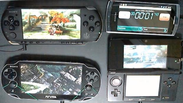 PS Vita supera Nintendo 3DS em teste de bateria (Foto: Divulgação)
