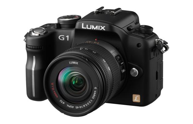 Panasonic Lumix G1 (Foto: Divulgação)