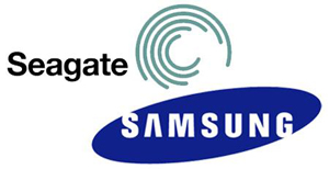 Seagate anuncia compra da Samsung por US$ 1,4 bi
