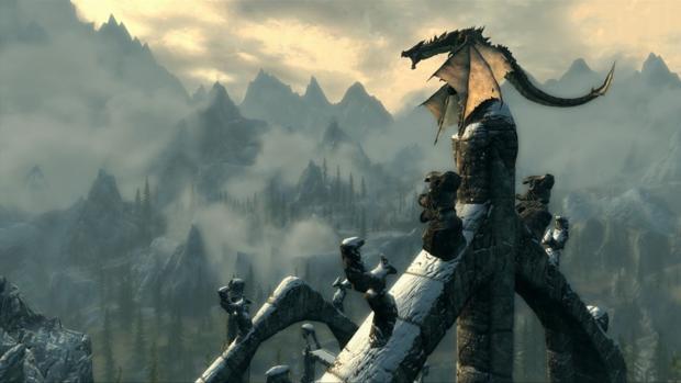 The Elder Scrolls V - Skyrim (Foto - Divulgação)