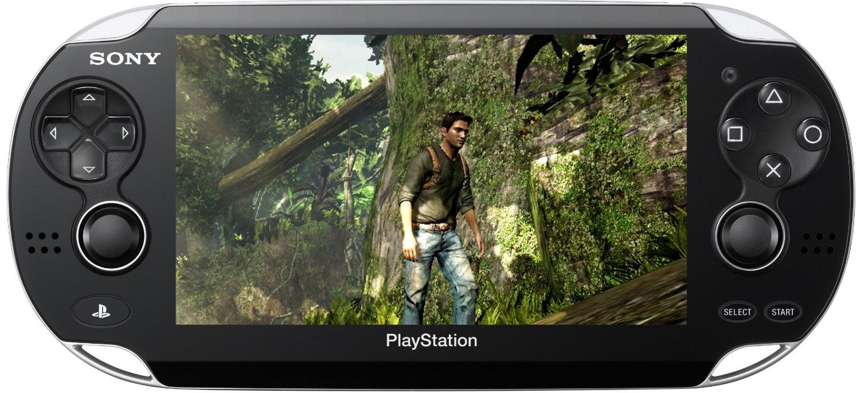 Uncharted no PlayStation Vita (Foto: Divulgação)