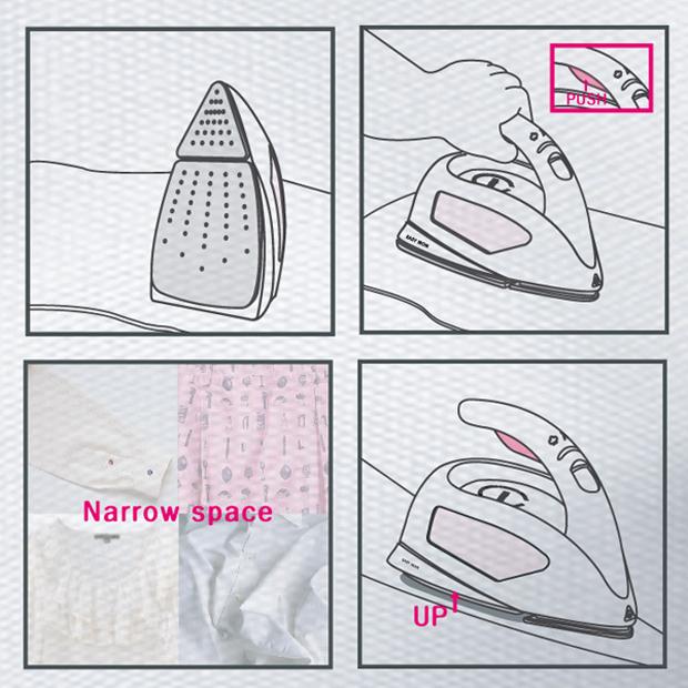 Como o Easy Iron funcionará (Foto: Reprodução/Yanko Design)