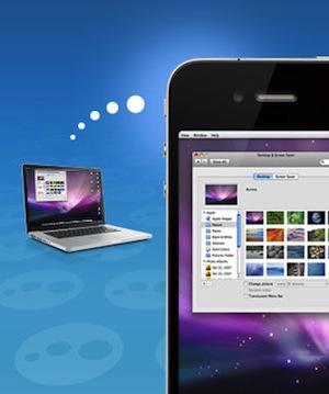 Aplicativo LogMeIn iPhone (Foto: Divulgação)