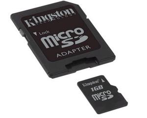 Adaptador de cartão de memória (Foto: Reprodução)