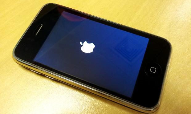 iPhone 3GS (Foto: Allan Melo/TechTudo)