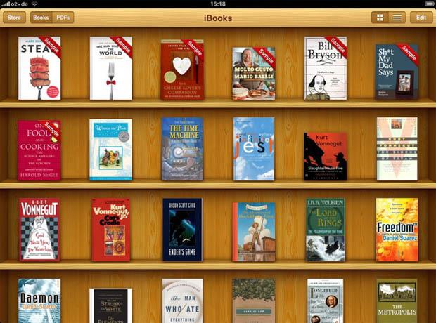 iBook (Foto: Divulgação)