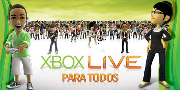 Xbox Live de graça? Nós queremos (Foto: Reprodução)