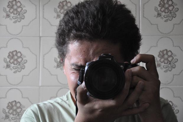Foto com ruído, provocado pelo aumento do ISO (Foto: Reprodução/Lucas Conrado)