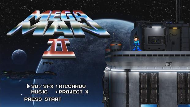 Artista reimagina Mega Man 2 em alta definição (Foto: Divulgação)