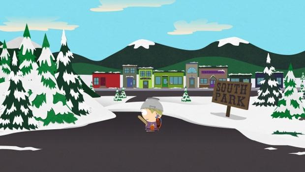 South Park: The Game (Foto: Gematsu)