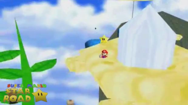 Super Mario: Star Road (Foto: Divulgação)