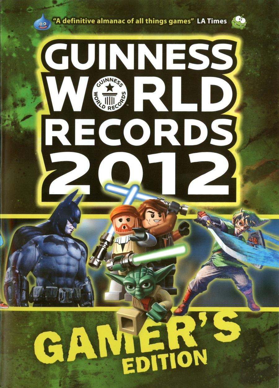 Guinness World Records Games 2012 (Foto: Divulgação)
