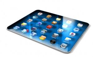 Uma das muitas fotos que especulam como será o iPad 3 (Foto: Divulgação)