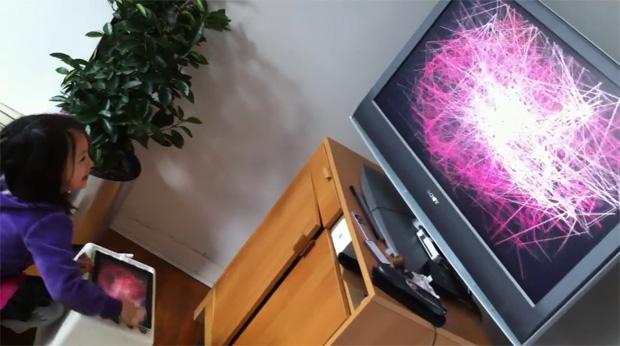 Thicket cria sons e imagens abstratas (Foto: Divulgação)