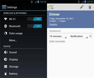 Android 4.0 terá uma só cara para os mais diversos produtos (Foto: Reprodução)
