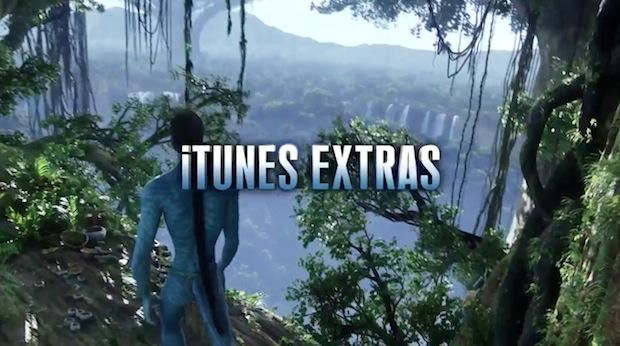 Avatar Movie no iTunes (Foto: Reprodução)