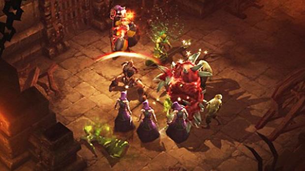 Diablo III (Foto: Korea Times)