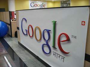 Escritório do Google na Índia (Foto: Divulgação)