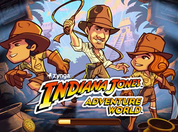 Indiana Jones Adventure World, jogo no Facebook (Foto: Reprodução)