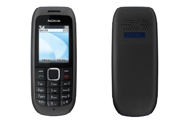Nokia 1616 (Foto: Divulgação)